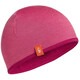 Icebreaker Kids Pocket Hat Raspberry/Shocking